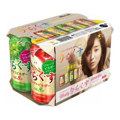 りらくす 5種6缶アソートパック