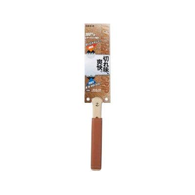 ビッグマン レザーグリップ両刃鋸 180ミリ 010854(直送品)