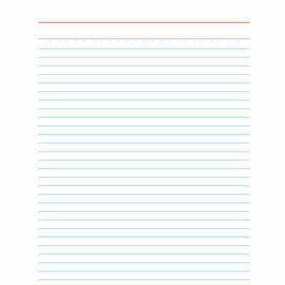 コクヨ 三色刷ルーズリーフ B5 補助帳 リ-106 1セット(300枚:100枚入×3冊)