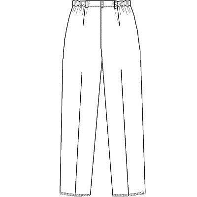 ナースパンツ HO-1913 ブルー LL