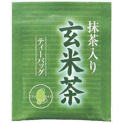 徳用抹茶入玄米茶TB 300バッグ
