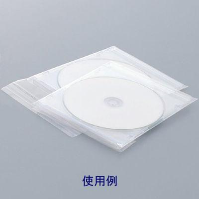 シール付OPP袋 CDスリムケース用