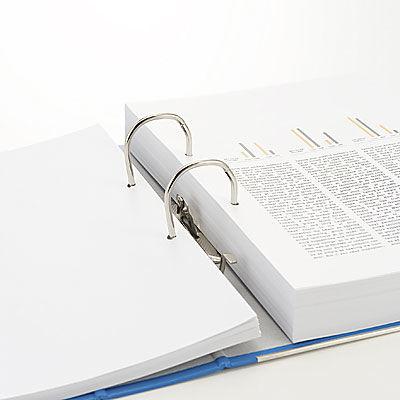 レバー式アーチファイル A5ヨコ 背幅50mm 10冊 グリーン SGLAFA5EGR ハピラ(取寄品)