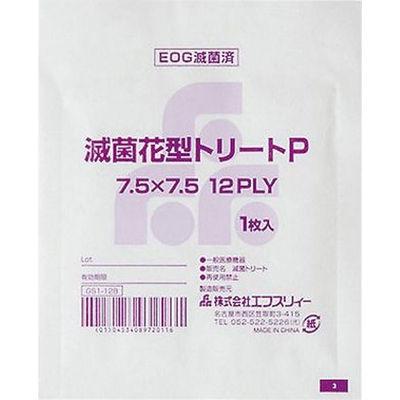 滅菌花型トリート 花型 721500661 1箱(75枚入) エフスリィー