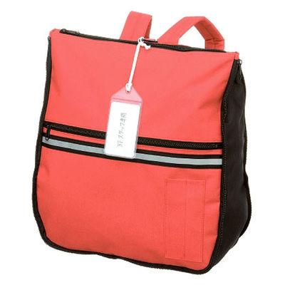 ネームタッグ クリヤー ASC805CL 1袋(5枚入) 共栄プラスチック (取寄品)
