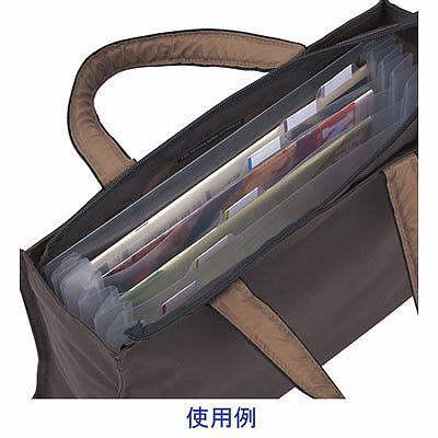 リヒトラブ インナードキュメントファイル 6P A-7700 (取寄品)