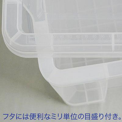 アステージ STボックス #25 クリア 24.0リットル 1箱(6個入) jej