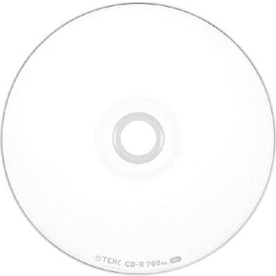 TDK CD-R700MB 詰め替え CD-R80PWDX50RFE-ASK 1箱(6パック300枚)