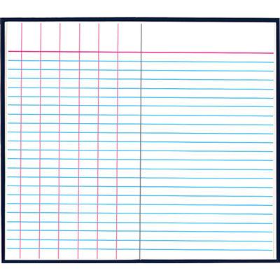 【測量野帳】レベルブック 再生紙 40枚 紺 セ-Y21N 1袋(10冊入) コクヨ