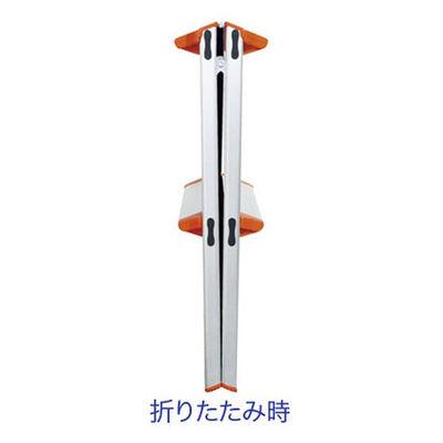 ALINCO(アルインコ) アルミ合金 軽量 踏台 2段 56cm CCA-60K 1セット(3台:1台×3)