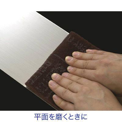 スリーエム ジャパン 3M スコッチ・ブライトTM工業用パッド S/B 7447 1セット(80枚:20枚入×4箱)