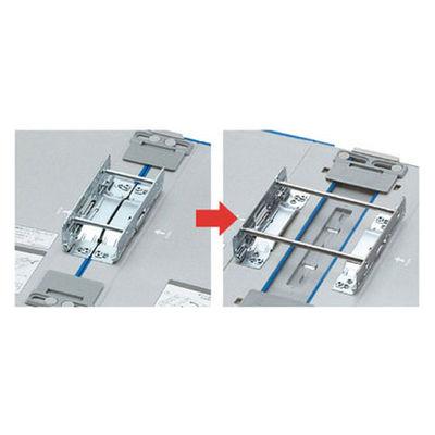 コクヨ ガバットチューブファイル<エコツイン> A4タテ 背幅伸縮型 とじ厚80または120mm 青 フーGT6120B 1セット(3冊:1冊×3)