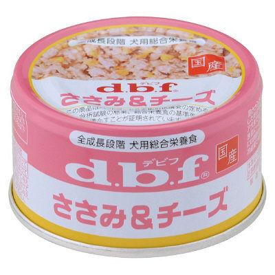 デビフ ささみ&チーズ 4缶