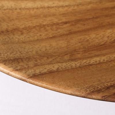 アカシア プレート約直径15×高さ2cm