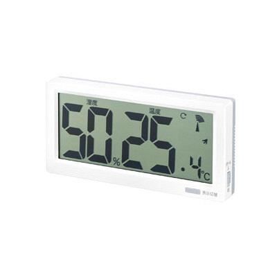 ワイド電波時計3秒毎自動表示切替