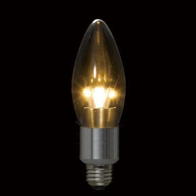 シャンデリア電球形LED電球 E17