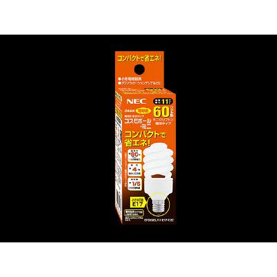 コスモボール・ミニ EFD15EL/11-E17-C3C 1箱(10個入) NECライティング