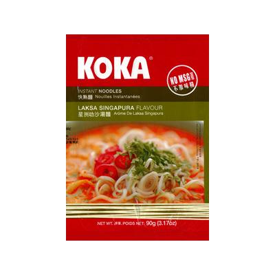 コカ  インスタント麺 ラクサ 3食
