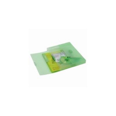 ビュートン スマートキャリア A4 淡緑 SBX-A4-CLG (直送品)