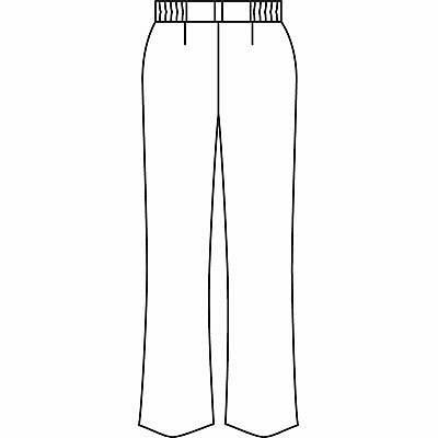 アイトス ナースパンツ(ブーツカット) 861354-001 ホワイト 5L (直送品)