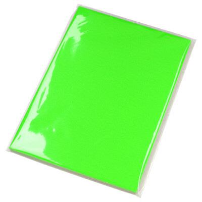 タカ印 ケイコーカード B6判 緑 14-3566 1箱(10枚入×5冊) (取寄品)
