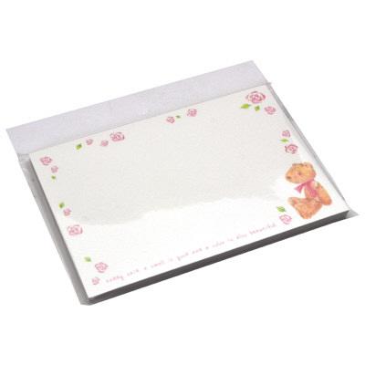 タカ印 カード ベア はがき判 16-1706 1箱(30枚入×5冊) (取寄品)
