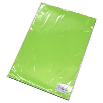 タカ印 艶紙 黄緑 31-7 1袋(50枚入) (取寄品)