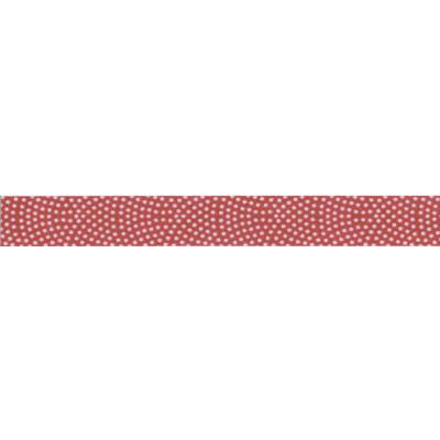 タカ印 和紙テープ 鮫小紋紅 32-282 1袋(1巻袋入×10巻) (取寄品)