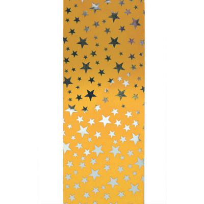 タカ印 メッキテープ 星小金 50 40-4390 (取寄品)
