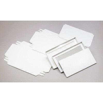タカ印 商品券箱 白無地 被蓋型組立式 9-345 1袋(50組入) (取寄品)