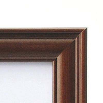 セリオ 木製賞状額ブラウン 大A3 SRO-1084