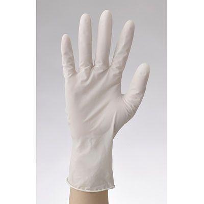 帝人フロンティア ピュアソフィットニトリル手袋パウダーフリー L NBR-PF10W/L 1箱(100枚入) (使い捨て手袋)