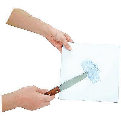 ペーパー軟膏板 ねりサット PN-22 1冊(50枚) 大同化工