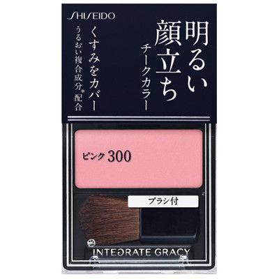 グレイシィ チークカラー ピンク300