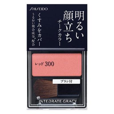グレイシィ チークカラー レッド300