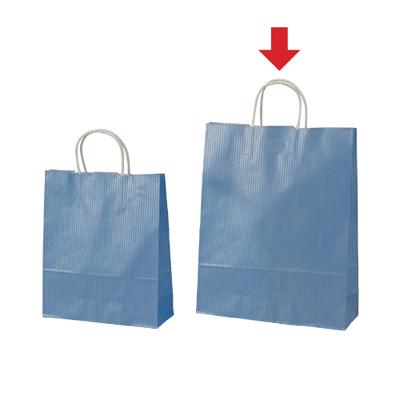タカ印 手提げバッグ 10PクリスタルB大 50-6304 1袋(10枚入り) (取寄品)