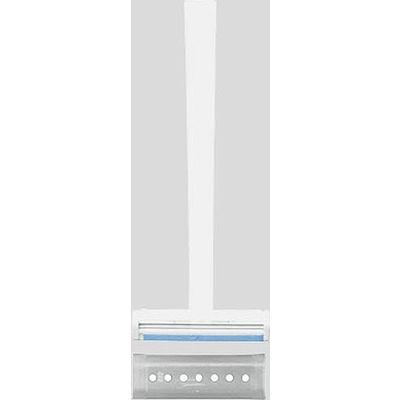 2枚刃カミソリ ホテル・エステ用 アメニティスムーサー付 1箱(100個入) カミソリエルフL2 オキナ