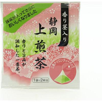 大井川茶園 香り茎入り 煎茶ティーバッグ