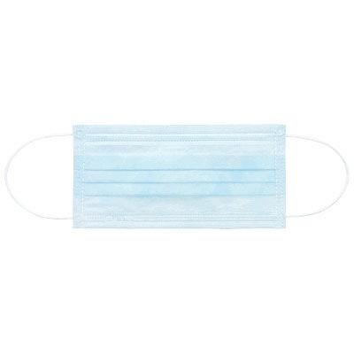 3層式プリーツマスク ブルー150枚