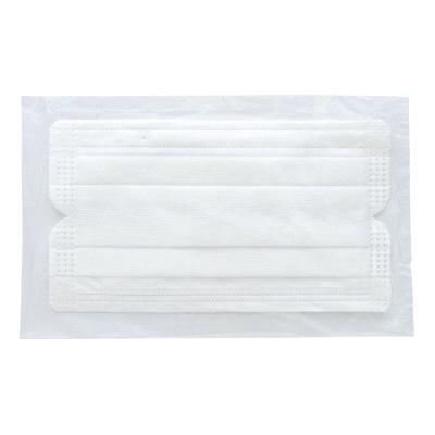 プリーツ型マスク(個包装)大きめ 40枚