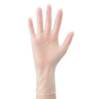 アスクルビニール手袋 M 粉なし 3箱