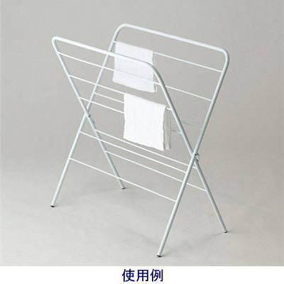 テラモト スーパーハンガー 1個箱入 白 CE-986-4300 (直送品)
