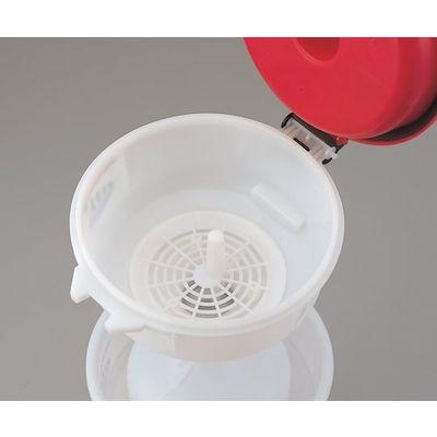 アズワン 廃液回収システム 4L 515mm 1個 1-7285-01 (直送品)