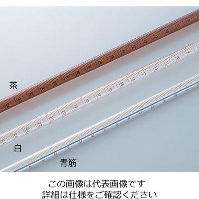 アズワン 平面自動ビュレット PTFEコック付 白(本体のみ)50mL 1本 1-8581-03 (直送品)