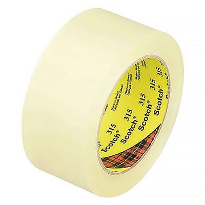 スリーエム ジャパン <スコッチ>透明梱包用テープ 幅48mm×長さ50m 315S 1巻 厚さ0.09mm