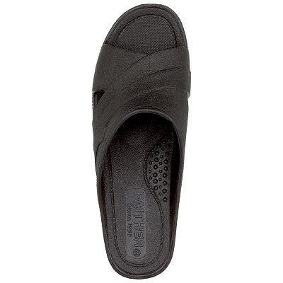 テンダイ フィッティングサンダル M(24.5~25.5cm) ブラック