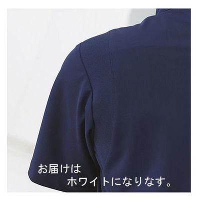 フォーク 男子医務衣(ケーシージャケット) 1010CR-1 ホワイト L