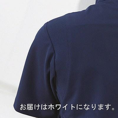 フォーク 女子医務衣(ケーシージャケット) 2010CR ホワイト S