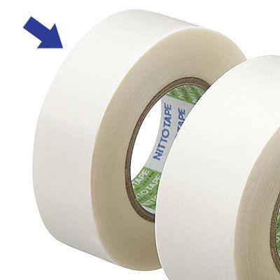 建築塗装用紙粘着テープ マスキングテープ 幅18mm×長さ18m No.720 1パック(7巻入) 日東電工