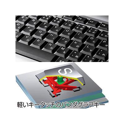 サンワサプライ パンタグラフキーボード シルバー SKB-SL15SV (取寄品)